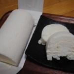 白いロールケーキ 石屋製菓