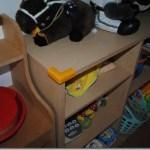 テーブルの角を保護(コーナークッション)