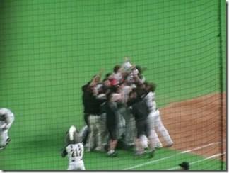 プレーオフ第2ステージ!リーグ優勝!