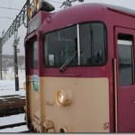 711系電車乗りおさめ 岩見沢から旭川