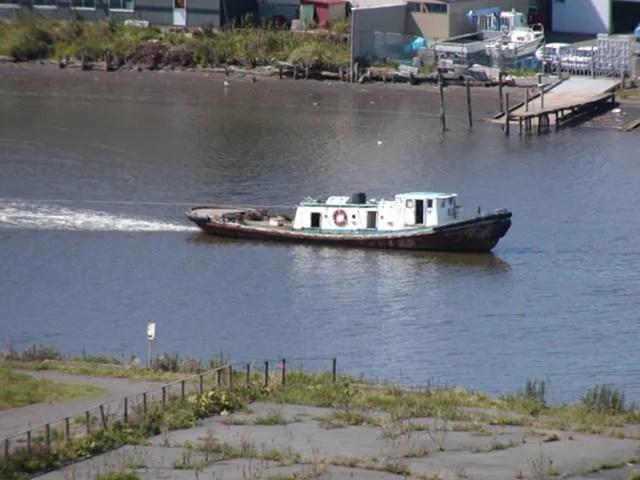 材木運搬船 (2)