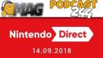 #244 – Nintendo Direct (14. September 2018)