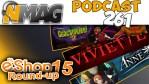 #261 - eShop Round-up 15
