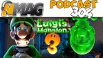 #304 - Luigis's Mansion 3