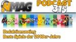 #315 - Redaktionsvoting: Beste Spiele der 2010er-Jahre