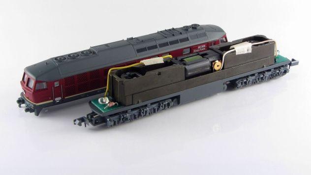 BR 234 von Brawa fertig digitalisiert