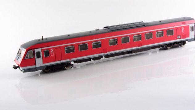 Sauber Beschriftung der BR 610
