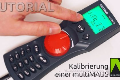 Kalibrierung multiMAUS
