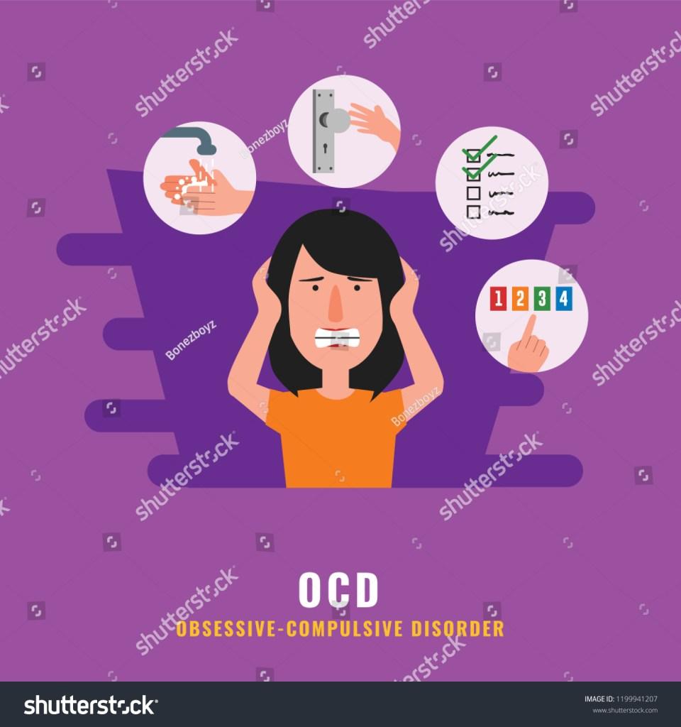 الوسواس القهري OCD