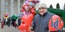 День закоханих у Кропивницькому. Фото Ігоря Демчука