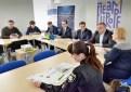 25-й інформаційний центр Європейського Союзу в Україні зрештою було відкрито в Кропивницькому. Фото Ігоря Демчука