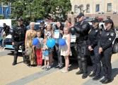 День Національної поліції у Кропивницькому. Фото Ігоря Демчука