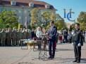 """День захистника України, м. Кропивницький. Фото Ігоря Демчука. """"Народне слово""""."""