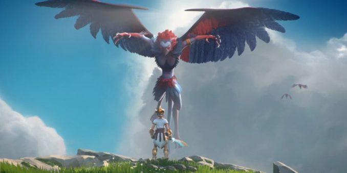 """Das Bild zeigt eine Kreatur aus """"Gods & Monsters"""". Erfahren wir Neuigkeiten während """"Ubisoft Forward""""?"""