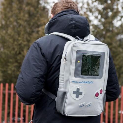 Stylischer Game Boy Rucksack - passend zu Link's Awakening