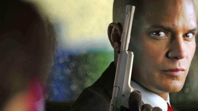 Hitman - Jeder stirbt alleine, Close-up von Timothy Oliphant als Agent 47