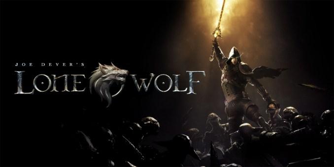 Das Bild zeigt das Cover zu Joe Dever's Lone Wolf für die Nintendo Switch.