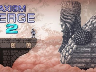 Axiom Verge 2 Titelbild