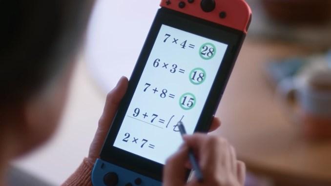 Dr. Kawashima bringt sein Gehirn-Training auf die Switch