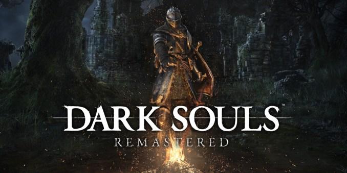 Dieses Bild zeigt das Cover von Dark Souls.