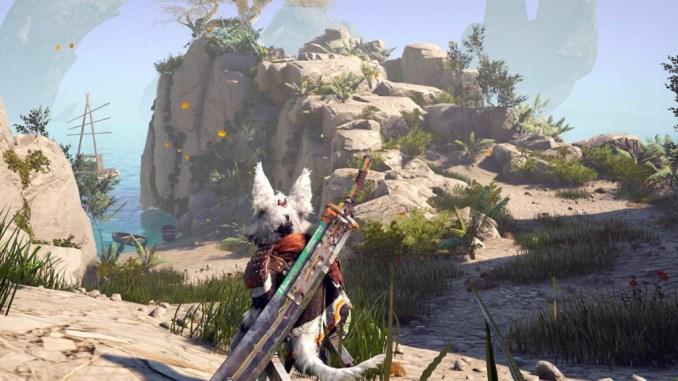 Das Bild gibt einen Eindruck auf die Optik der Spielwelt.