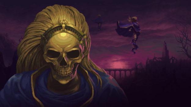 Blasphemous Patch 2 – Das Bild zeigt ein neues Wesen, welches im zukünftigen DLC auftauchen soll