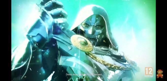 Das Bild zeigt den Entgegner in dem DLC-Paket zu Ultimate Allianve 3: The Black Order.
