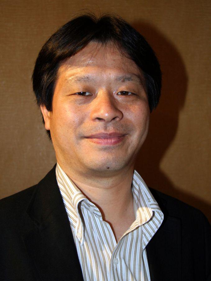 Das Bild zeigt den bekannten Entwickler Yoshinori Kitase. Sein erstes Spiel war Final Fantasy V.