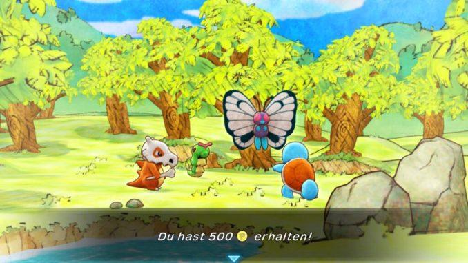 Das Bild zeigt die erste Quest-Belohnung von Smettbo.