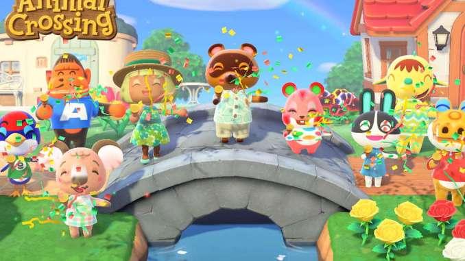 """Das Bild zeigt eine Szene aus dem Spiel """"Animal Crossing: New Horizons"""". Es ist eines der erfolgreichsten Spiele von Nintendo. Viele bekannte Nintendo-Entwickler waren daran beteiligt."""