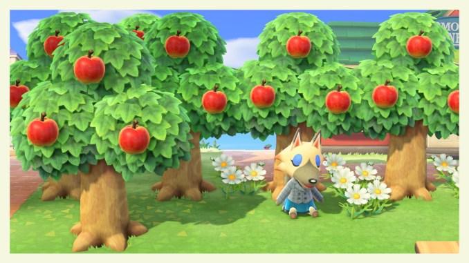 """Dieses Bild zeigt einen Nachbarn in """"Animal Crossing: New Horizons""""."""