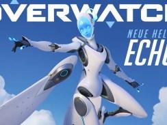 Overwatch Heldin Echo