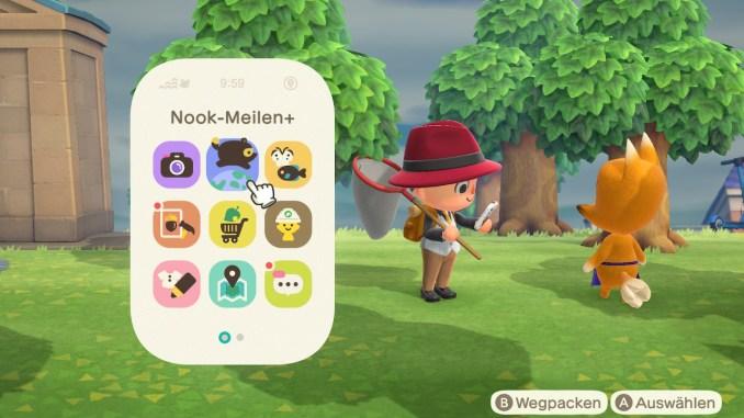 "Das Bild zeigt Reiner in ""Animal Crossing: New Horizons""."