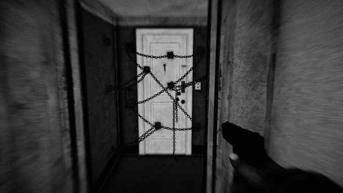 """Das Bild zeigt eine Szene aus """"Anthology of Fear: Prologue""""."""