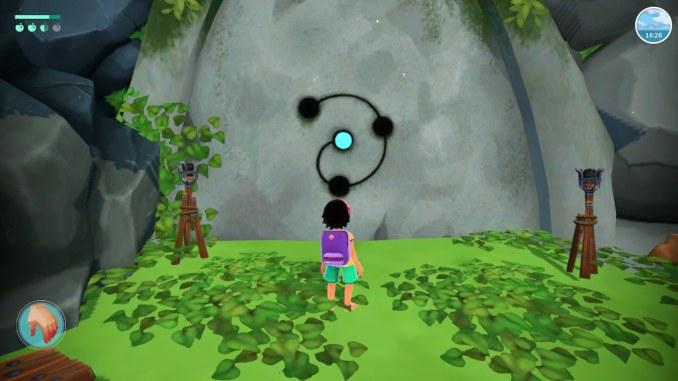"""Das Bild zeigt die Benutzeroberfläche von dem Spiel """"Summer in Mara""""."""