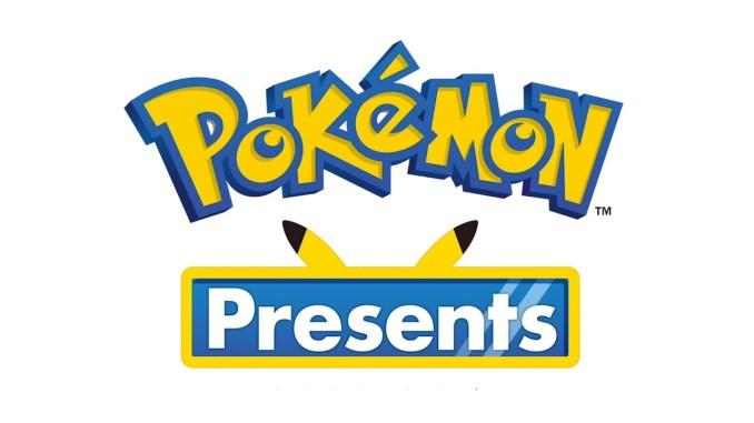 Das Bild zeigt das Banner der Pokémon Presents vom 17. Juni 2020. Es handelt sich dabei um einen von Nintendo und der Pokémon Company veranstalteten Livestream.