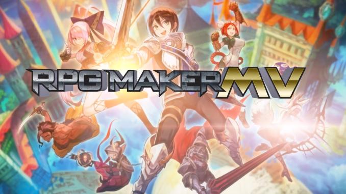 RPG Maker MV Titelbild