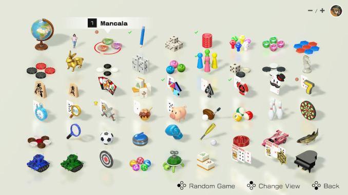 """Das Bild zeigt alle Spiele von """"51 Worldwide Games"""", eine der Spieleideen für Jung und Alt."""