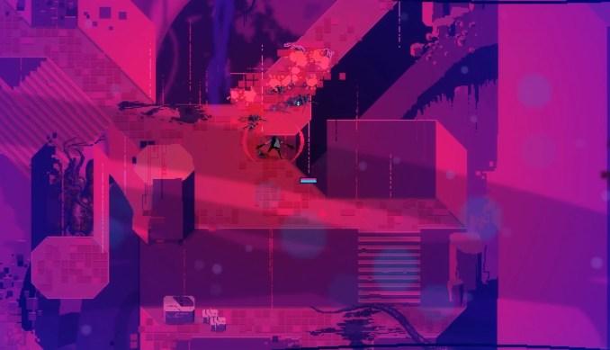 """Das Bild zeigt die roten Ebenen in """"Resolutiion""""."""