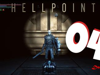 Das ist das Thumbnail zum Hellpoint Let's Play Folge 04