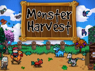 Monster Harvest Titelbild