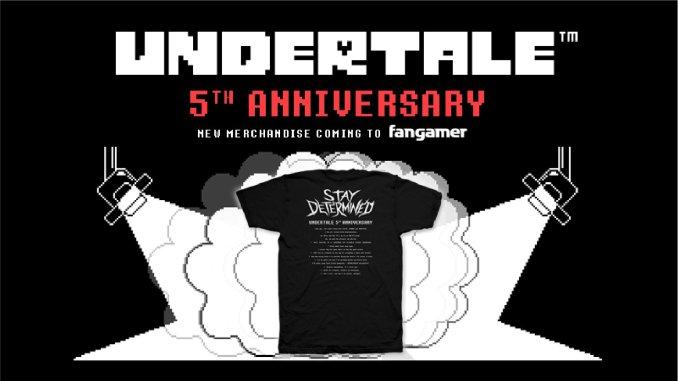 Das Bild zeigt ein Teaser zum angekündigten T-Shirt.