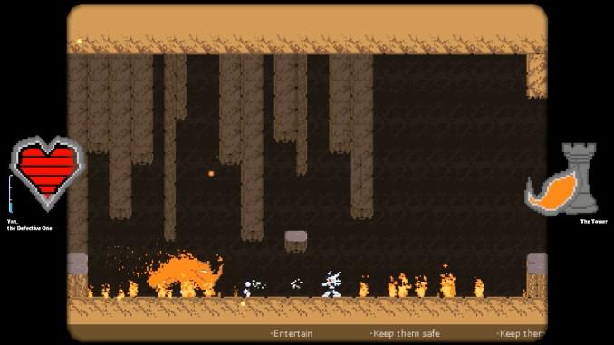 """Das Bild zeigt eine Szene aus dem Spiel """"Firework""""."""