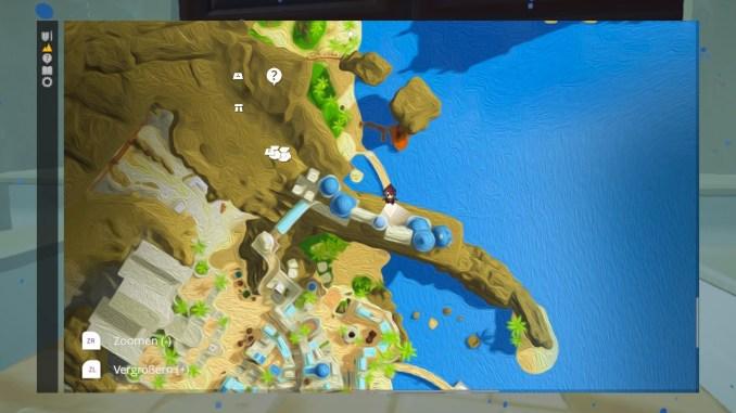 """Das Bild zeigt eine weitere Karte aus dem Spiel """"Ary and the Secret of Seasons""""."""