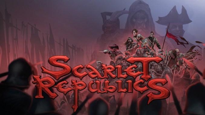 Scarlet Republics Titelbild