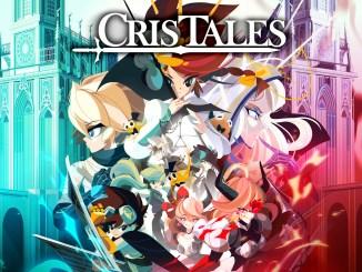 """Das Bild zeigt das Logo von """"Cris Tales""""."""