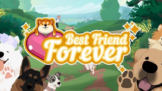 """Das Bild zeigt das Logo von """"Best Friend Forever""""."""