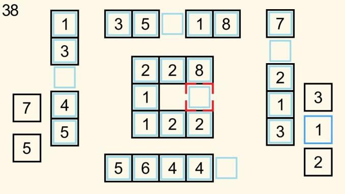 """Das Bild zeigt eine Level aus dem Spiel """"Nullum""""."""