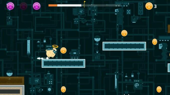 """Das Bild zeigt eine Szene aus dem Spiel """" Double Pug Switch""""."""