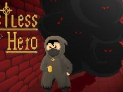"""Das Bild zeigt das Logo von """"Restless Hero""""."""